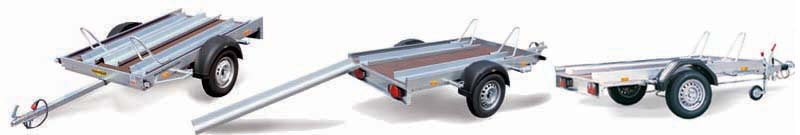 pro transport 1- 2 motorek / čtyřkolky