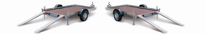 pro transport 1- 3 motorek / čtyřkolky / malého automobilu